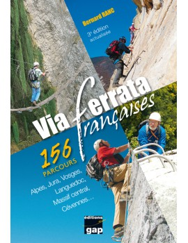 Editions GAP - 156 via ferrata françaises