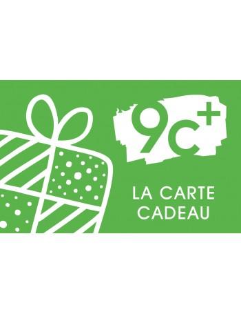 9c+ - Carte cadeau