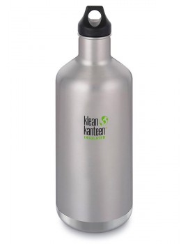KLEAN KANTEEN - Gourde isotherme en acier 1 litre