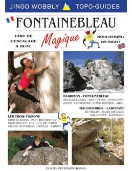 JINGO WOBBLY - Topo d'escalade Fontainebleau Magique