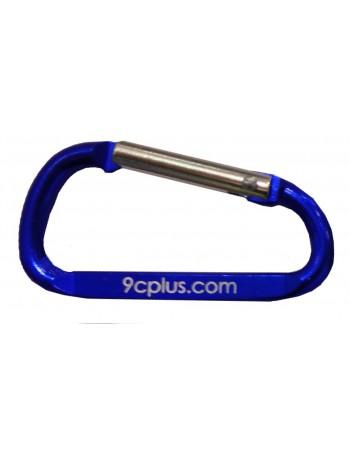 9c+ - Porte-clés mousqueton