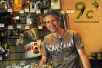 Le magasin 9c+ - Votre boutique de matériel d'escalade à Suresnes
